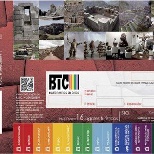 Boleto Turístico del Cusco 2020