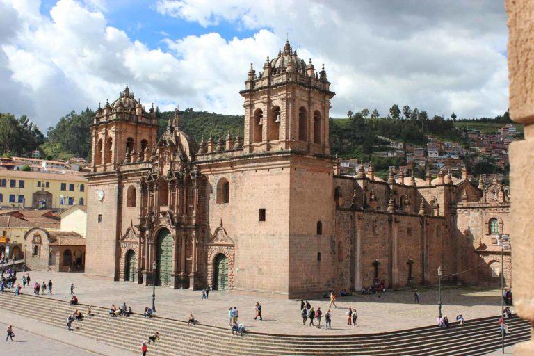 Plaza de Armas Cusco - City Tour Cusco