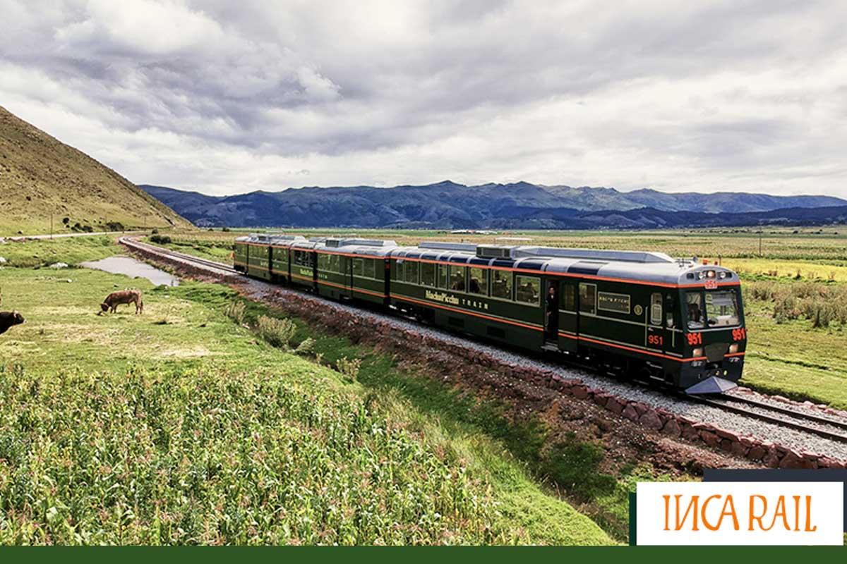 Inca Rail Train - Tren a Machu Picchu - PERU RAIL - INCA RAIL
