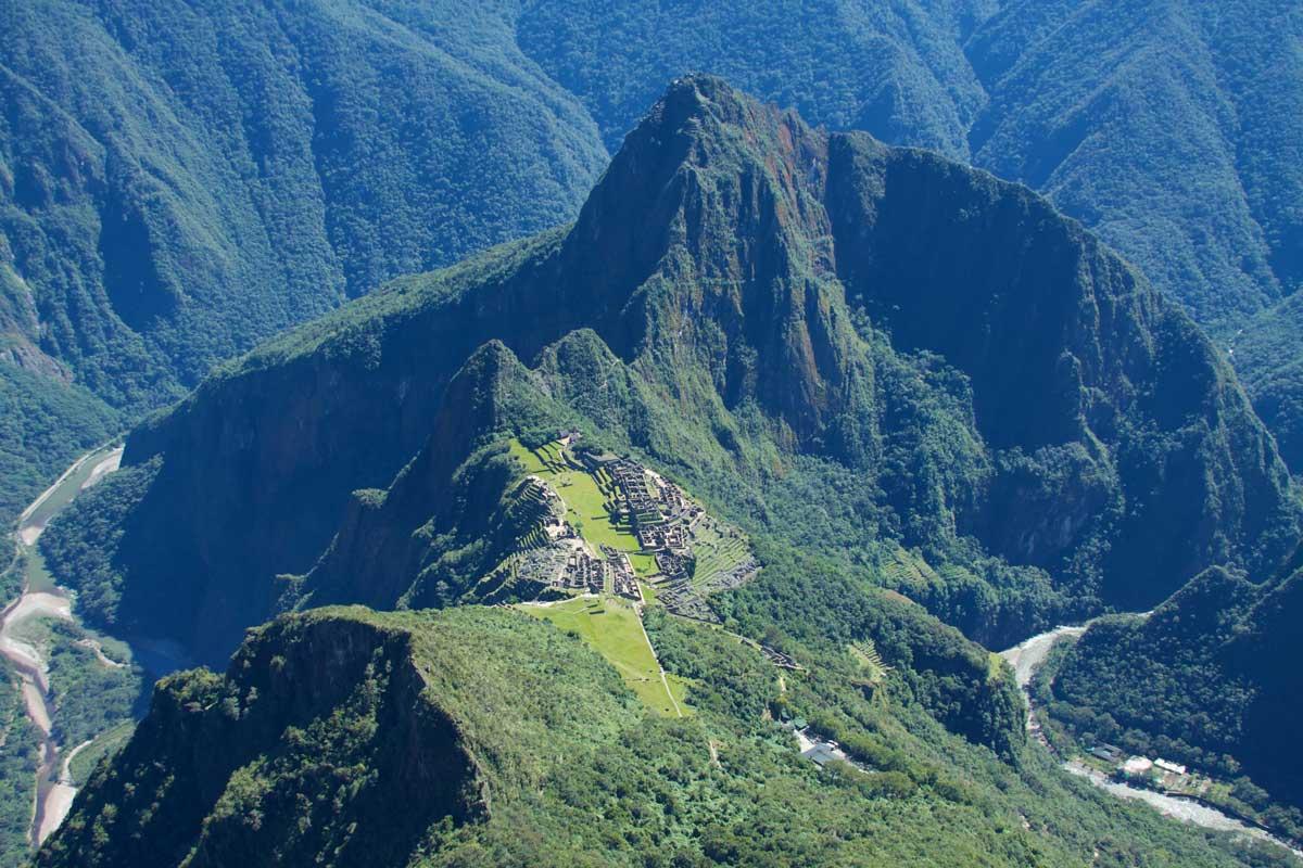 Diferencia entre Huayna Picchu y Montaña Machu Picchu