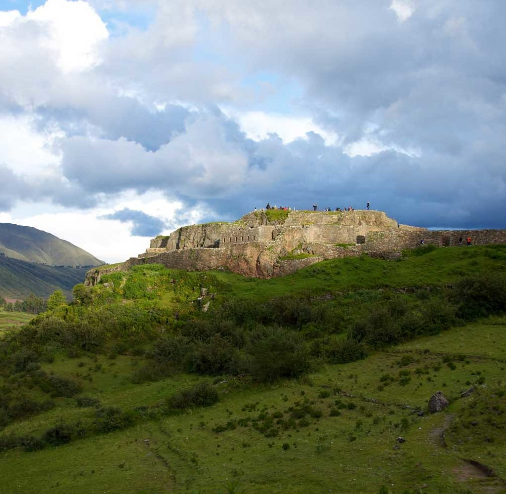 Pucapucara Cusco