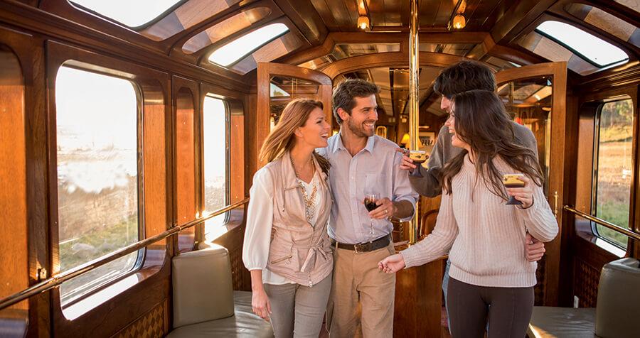 Hiram Bingham Train - Luxury Train by Peru Rail