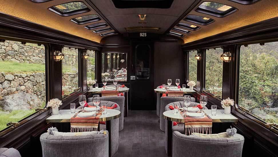 Private Train by Inca Rail