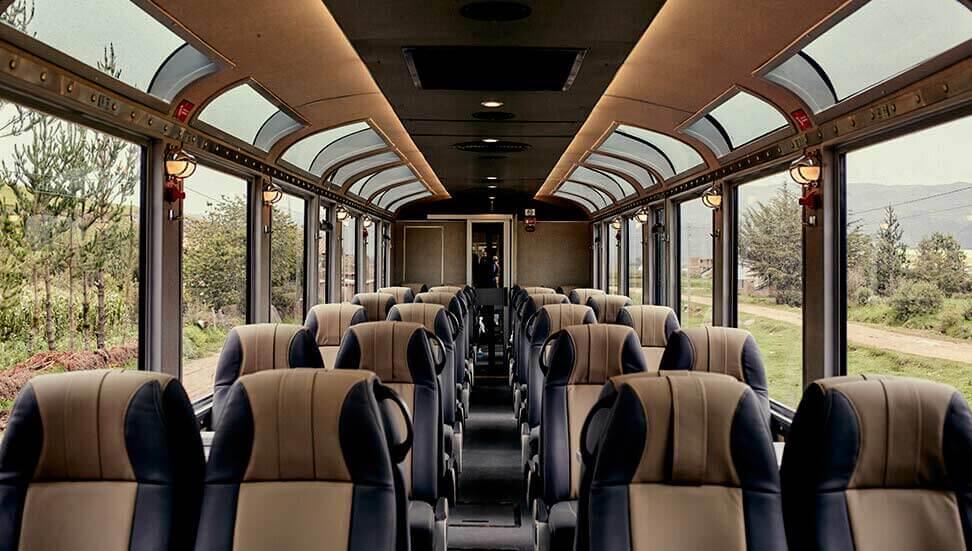 The 360 Train by Inca Rail